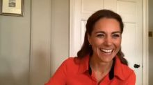 Duchess of Cambridge urges people to seek help with addictions – as research shows Brits drinking more in lockdown