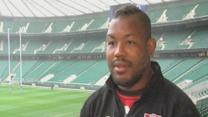 Steffon Armitage: Toulon have great buzz