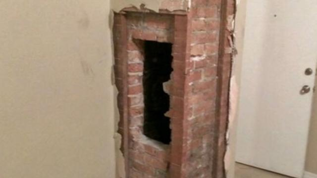 Washington Man Freed From Chimney