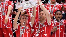 Bayern says goodbye to legends Lahm, Alonso on emotional final day of Bundesliga season