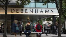 Debenhams shares jump 80% as Mike Ashley's Sports Direct weighs £61m bid