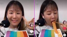 Por que a China declarou guerra a influencers que comem nas redes sociais