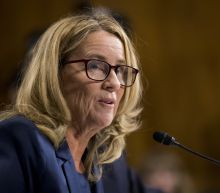 Christine Blasey Ford Emerges to Honor Gymnast Who Spoke Out Against Larry Nassar
