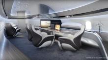 Un hotel espacial planteado como un crucero pero con vistas más elevadas