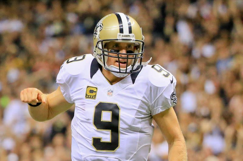 Brees: Reaction to comments about kneeling 'crushing'
