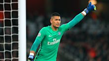 Fulham take keeper Alphonse Areola on season-long loan from PSG
