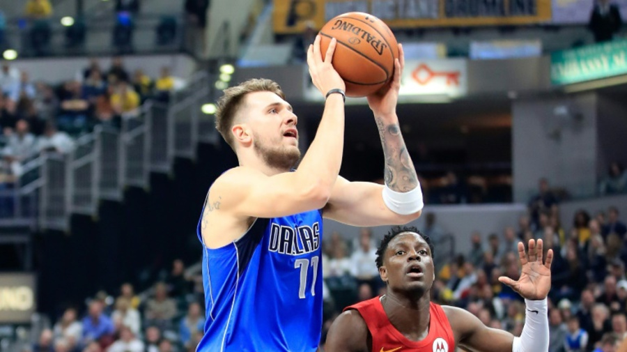 Doncic, Young head NBA Rookie team of the year
