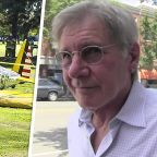 Harrison Ford Doesn't Want To Take About The Boeing 737 Crash