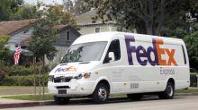 FedEx's orange and purple just got more green