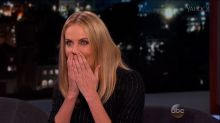 Charlize Theron Offered President Obama What?