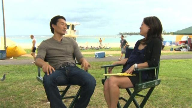 Hawaii Five-0 - Daniel Dae Kim in Hawaii