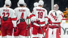 About last night: Reimer, Svechnikov, Aho, Trocheck propel Canes to victory