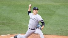 Tanaka se recupera de un golpe en la cabeza, tras recibir el alta hospitalaria