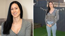 Mum feared boob would 'explode' after ruptured implant swells to size of melon