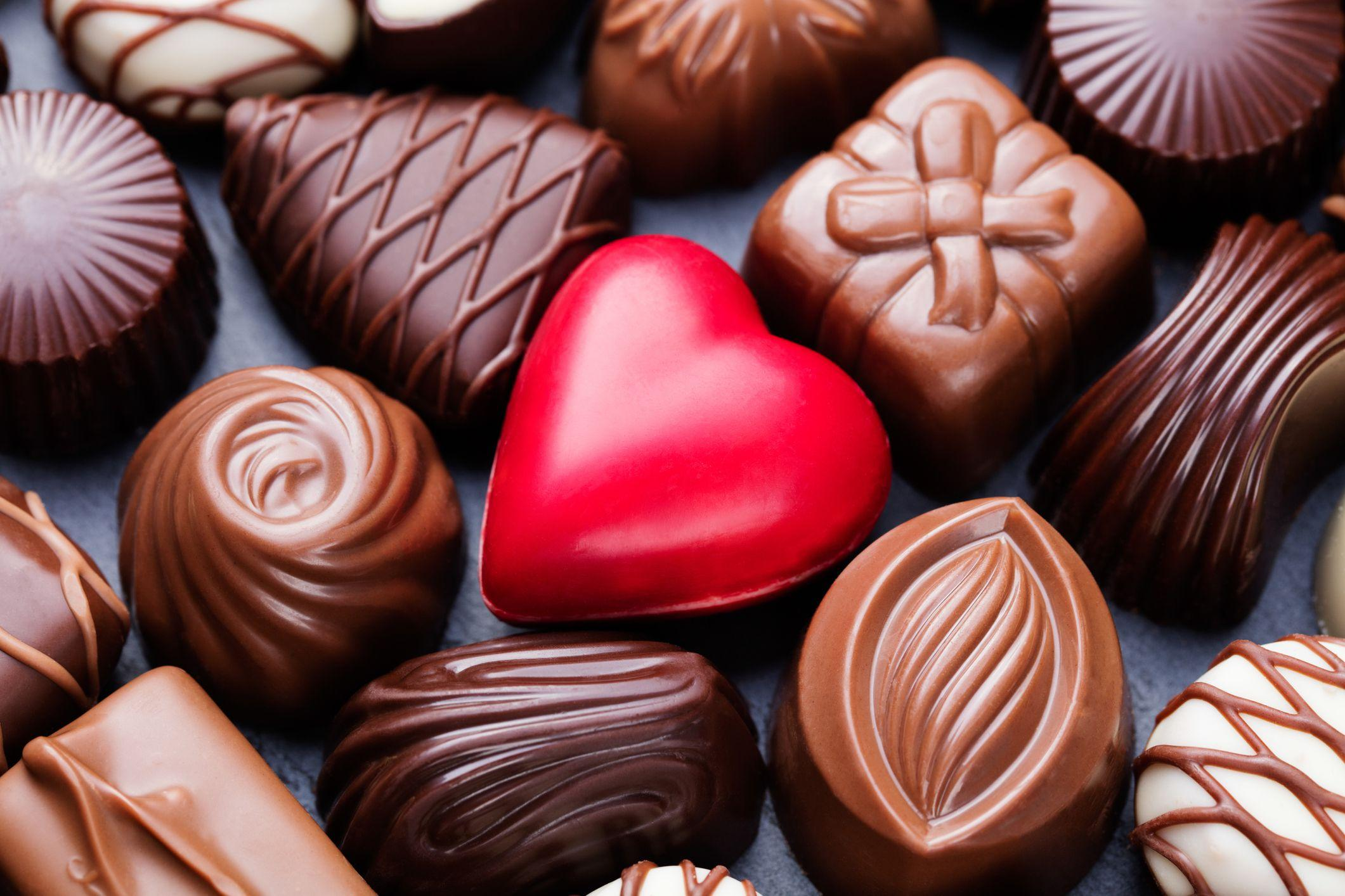 Картинки конфеты шоколадки