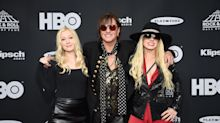 My, she's grown! Richie Sambora brings model daughter to R&R Hall of Fame induction ceremony