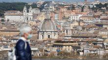 European stocks and U.S. futures jump amid tentative signs of Italy curbing virus spread