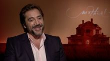 Will the 'Mother!' cast take their mothers? Jennifer Lawrence, Javier Bardem, and director Darren Aronofsky respond