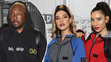 The Veronicas jump to Will.i.am's defence after Qantas 'racism' saga