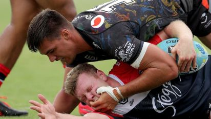 Warriors crippled by NRL prop shortage