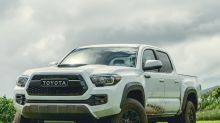 Toyota's Hardcore Tacoma TRD Pro Tackles Hawaii