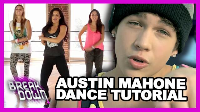 Austin Mahone ?What About Love? Dance Tutorial