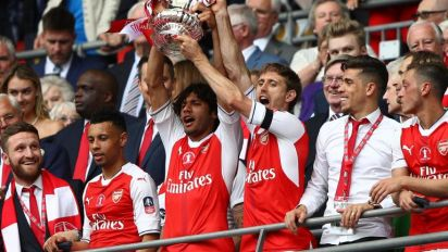 Arsenal vs Chelsea FA Cup final player ratings: Alexis Sanchez, Mesut Ozil and Per Mertesacker stand out
