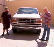 """The O.J. Bronco was for sale on """"Pawn Stars,"""" but didn't sell"""