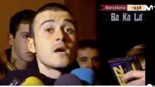 La gran bronca entre Luis Enrique y Josep Pedrerol ('El Chiringuito'), viral 20 años después