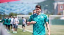 """WM 2018: Sturmflaute: """"Wir müssen das Offensivspiel forcieren"""""""