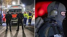 Hanau shooting: Suspect found dead in home alongside mother after nine people killed in 'far-right attack'