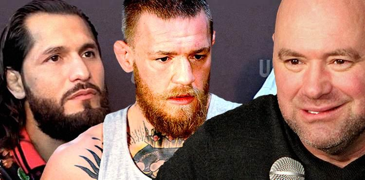 Dana White gives a 'hell no' on Jorge Masvidal fighting Conor McGregor