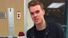 Connor McDavid gives terminally ill Oilers fan 'best day ever'