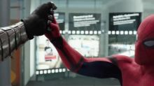 New 'Captain America: Civil War' TV Spot Shows Spidey inWeb-Slinging Action