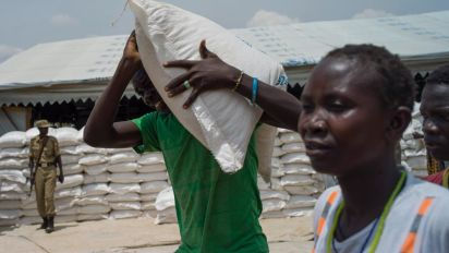 UK questioned over portrayal of existing aid to South Sudan as famine response