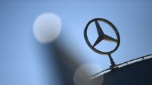 Daimler resumes engine production at Mercedes in Germany
