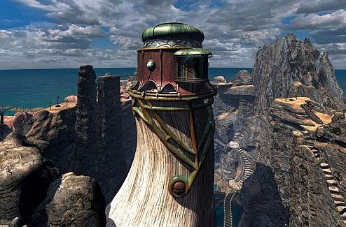 Myst novel optioned for film