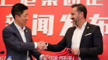 Five areas to tackle for new Shanghai SIPG boss Pereira