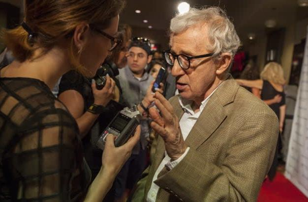 Amazon signs Woody Allen for his first TV show