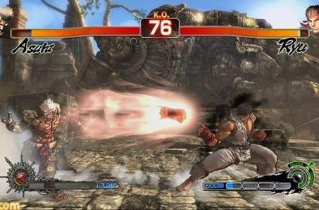 Asura takes his Wrath out on Ryu in upcoming DLC