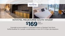 Accor Deal: Novotel Melbourne South Wharf