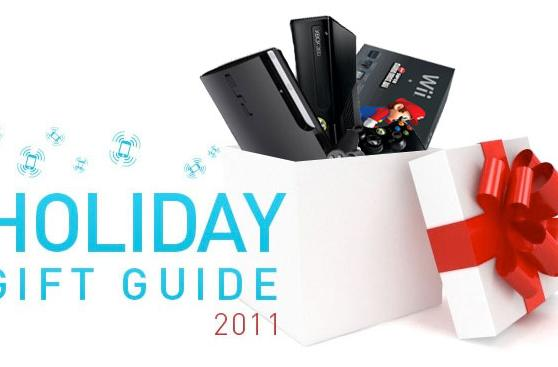 Engadget's holiday gift guide 2011: gaming