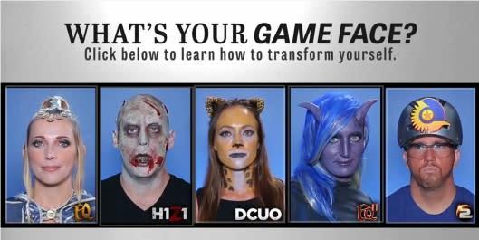 SOE provides Halloween makeup tips
