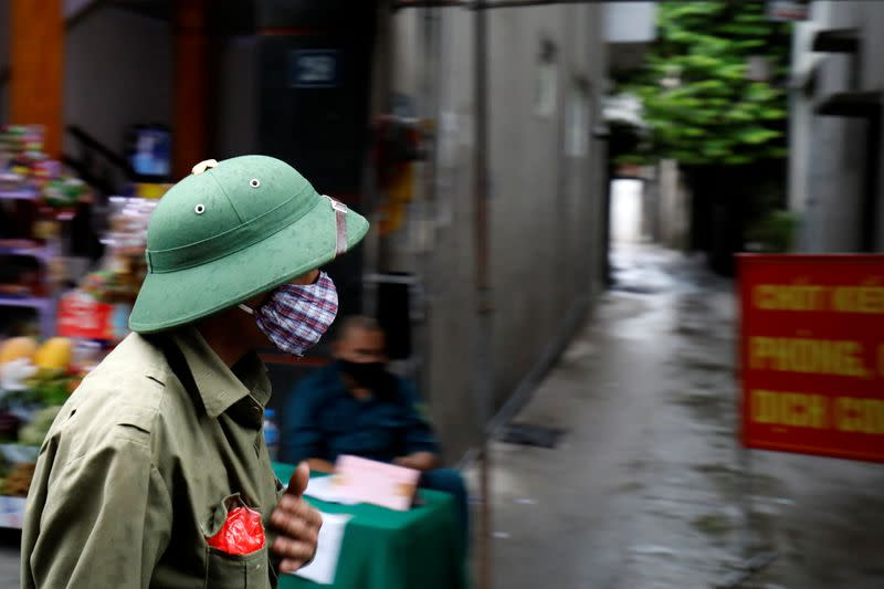Vietnam reports 41 new coronavirus infections, total cases reach 713