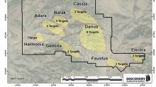 Discovery Harbour Develops Three Target Areas for 2020 Drilling on Caldera Gold Project, Nevada