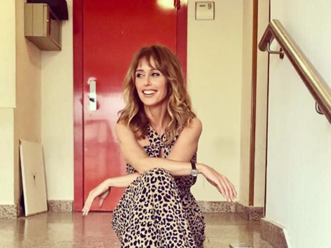 La Presentadora Emma García Se Despide Del Verano Luciendo Cuerpazo