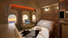 Ludicrous first class cabins and gardens on Mars: seven things we learned from the Dubai Airshow