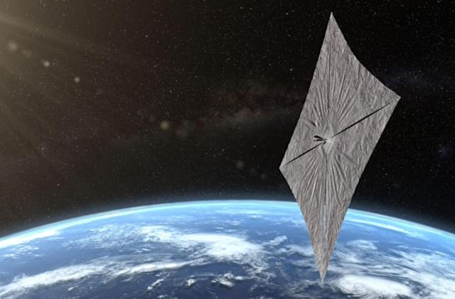 Solar-powered LightSail spacecraft is ready for its second flight