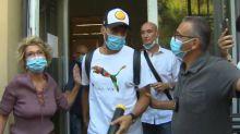 Italian police investigate claims Luis Suárez's citizenship exam was rigged