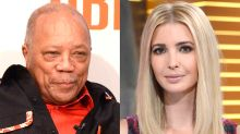 Quincy Jones claims he dated Ivanka Trump — and 4 other crazy tidbits from his new interview